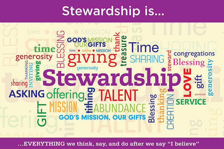 Stewardship Sunday January 10th