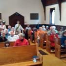 Transfiguration Sunday Gathering