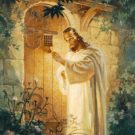 Jesus is knocking